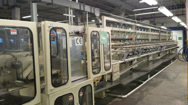 PCMC RX300 Wet Wipe Converting Packaging Line