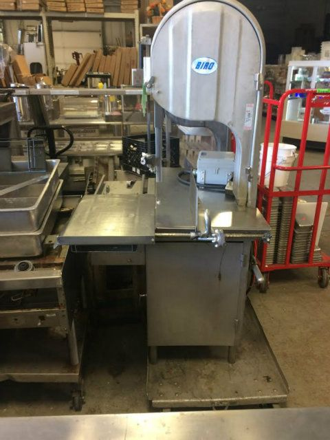 Biro 3334 Stainless Steel Band Saw