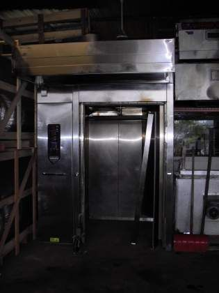 Hobart Gas Double Rack Oven