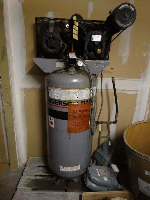 Used Ingersoll Rand 2340 Air Compressor