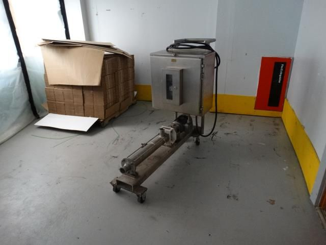Seepex BCSO 2-12 Positive Displacement Pump
