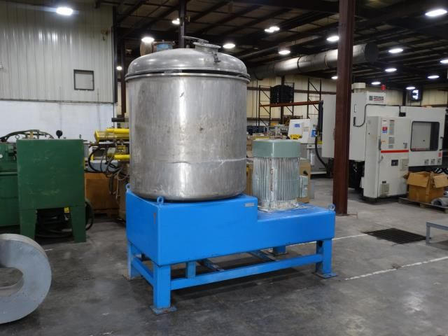 Industrie USA 7010 Stainless Steel Liquefier