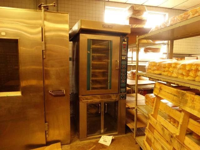 Polin Wind 46809 Oven