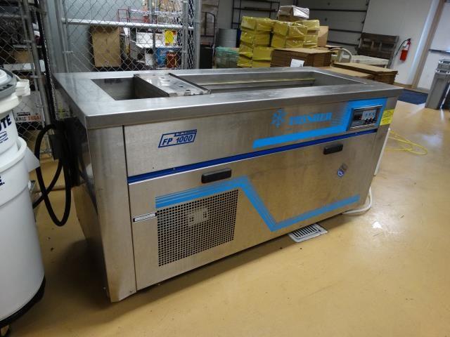 Frisher FP 1000 Automatic Popsicle Mold Freezer