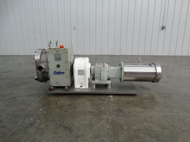 Fristam FKL75 Positive Displacement Pump