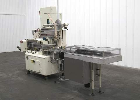 Doboy H-400 Horizontal Flow Wrapper