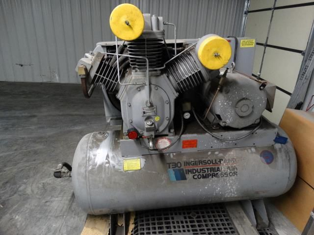Ingersoll Rand T30 25120H 25HP Air Compressor