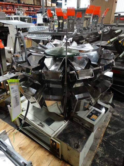 Ishida Heat and Control CCW-S-212 Weigher