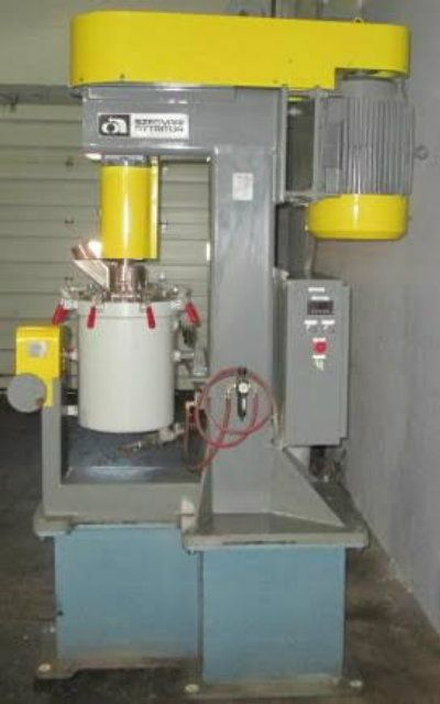 Union Process HSA10 10 Gallon High Speed Attritor