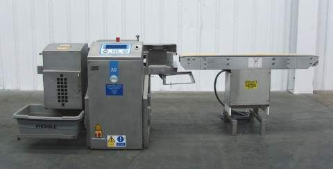 Loma AS Belt Check Weigher for Unstable Products