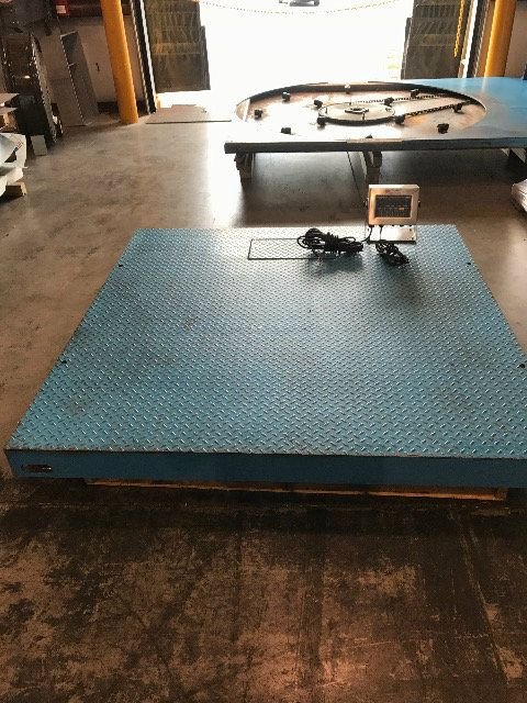Weigh Tronix ProDec DSL606020 Floor Scale