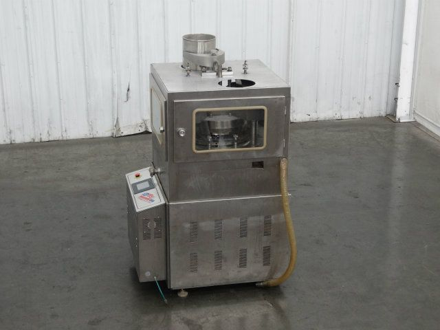 Vanguard Magnum ZPY33E Rotary Tablet Press