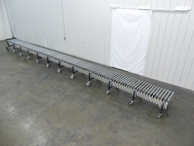 Bestflex Power 19 Gravity Roller Conveyor