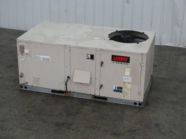 Used Lennox Lga060sh1y Rooftop Air Conditioning Unit