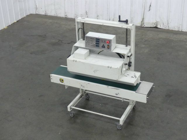 Packaging Aids Corporation D555 MEDBAND Bag Sealer