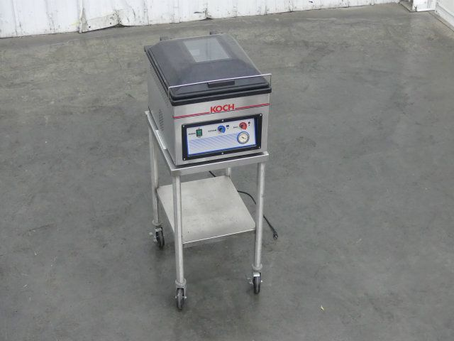 Koch UV 225 Vacuum Bag Sealer