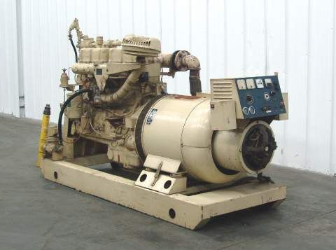 Kohler Electric Plant Generator Model 115R78