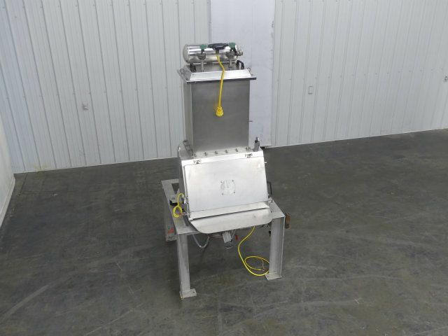 AZO ET 800 MBG Bag Dump Station and Dust Collector