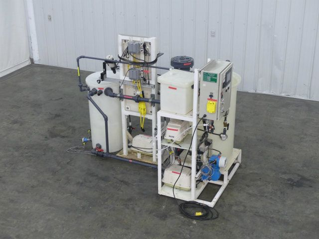 Zenon ZW-10 MBR Water Reclamation Unit