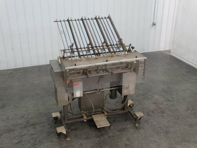MGS IPP-490DD Reciprocating Pick and Place Feeder