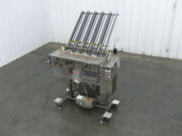 MGS IPP-590DD Reciprocating Pick and Place Feeder