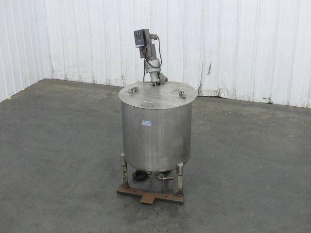 GF Manufacturing 100 Gallon Single Wall Tank