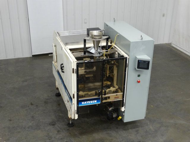 Hayssen Ultima Vertical Form Fill Seal Bagger Only