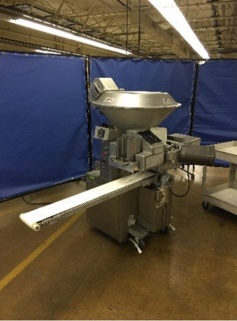 Hollymatic 865 Patty Forming Portioning Machine
