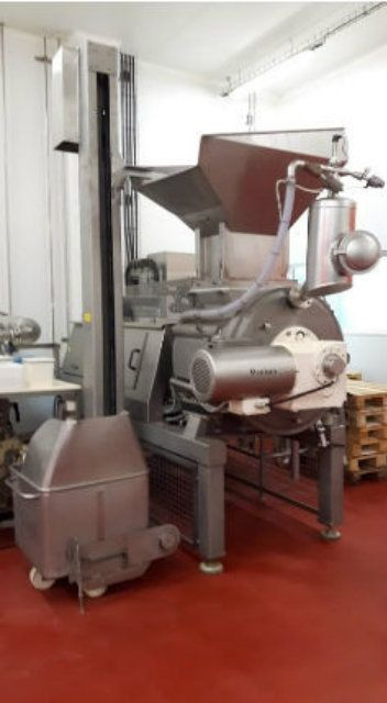 Stephan Combicut TC400 Jacketed Cutting Mixer