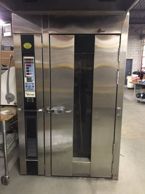 Baxter OV210G-M1B Single Rack Oven