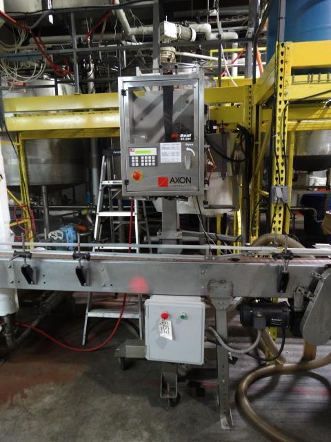 Axon EZ-200 Shrink Sleeve Applicator