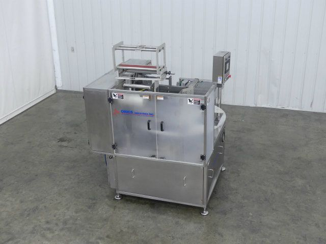 Orics VGF-20 2006 Semi-Automatic Tray Sealer