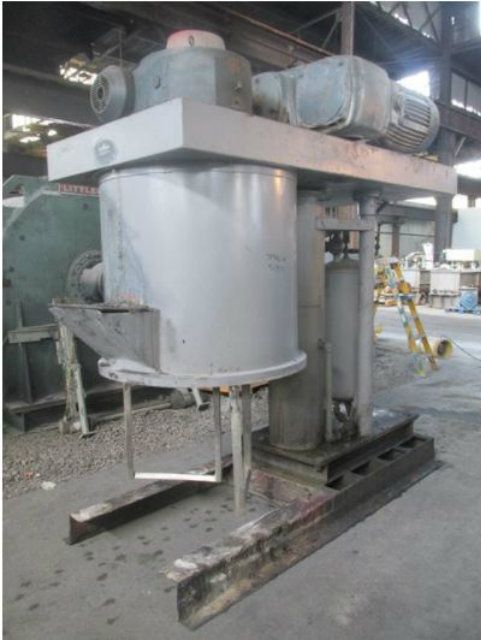 Ross HDM 130 200 Gallon Planetary Mixer