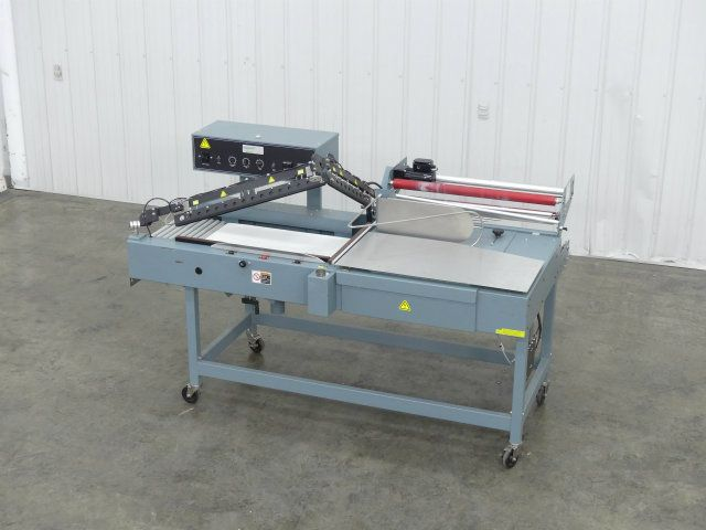 Shanklin S24B Semi-Automatic L-Bar Sealer