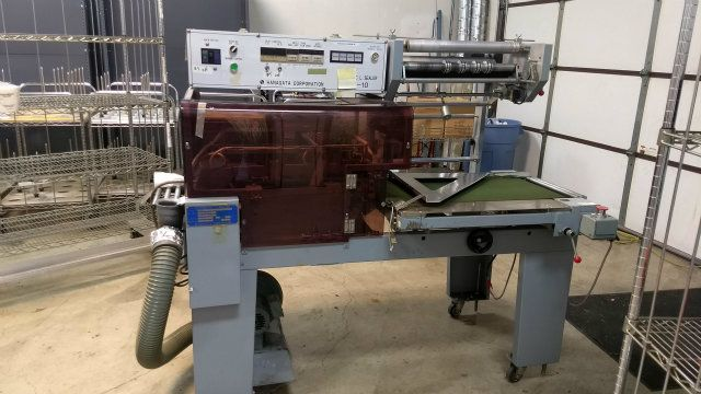 Hanagata HP 10 Automatic L Bar Sealer