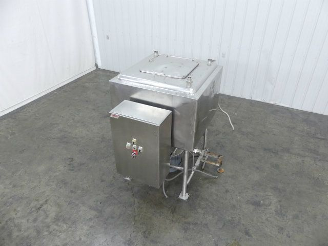 200 Gallon Stainless Steel Jacketed Liquefier