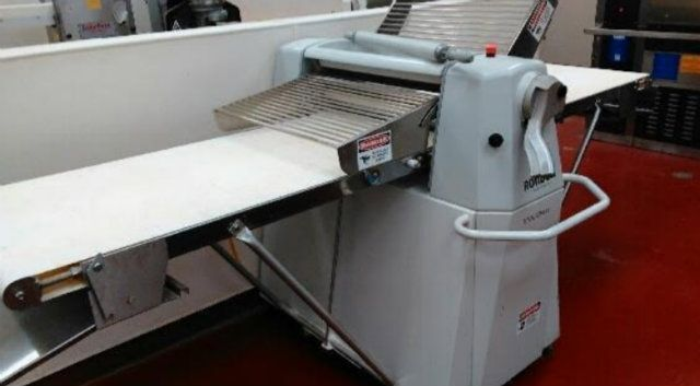 Rondo Mat SSO 6407 Dough Sheeter