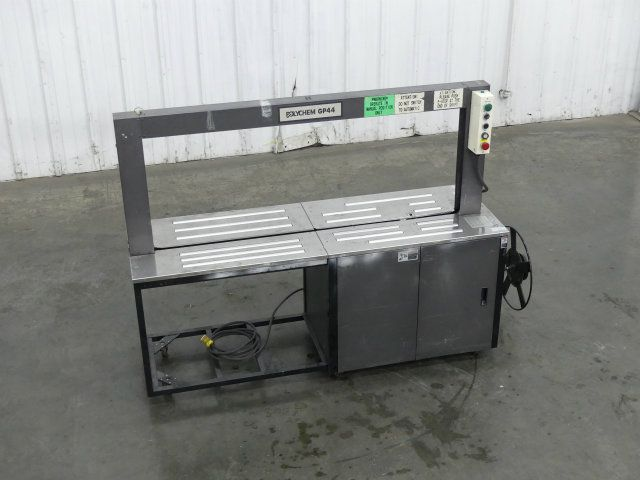 Polychem Semi-Automatic GP44 Case Strapper