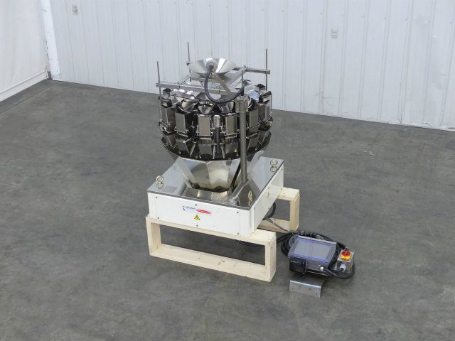 Ishida CCW-R-214W-1S08-PB 14-Head Weigher