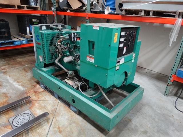 Onan 35GGFB 42164B Natural Gas Generator
