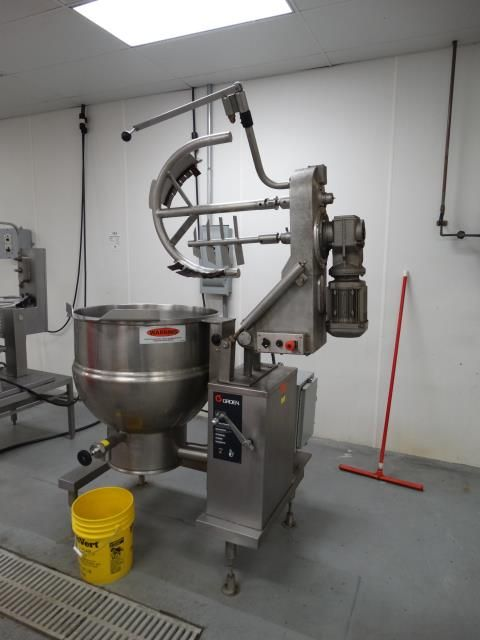 Groen DEE4T-60 Stainless Steel Kettle 60 Gallons