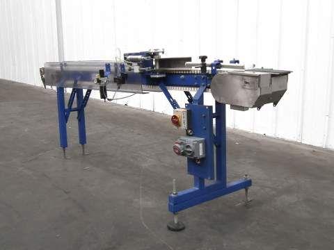 Spantech Mat Top Reject Conveyor 4