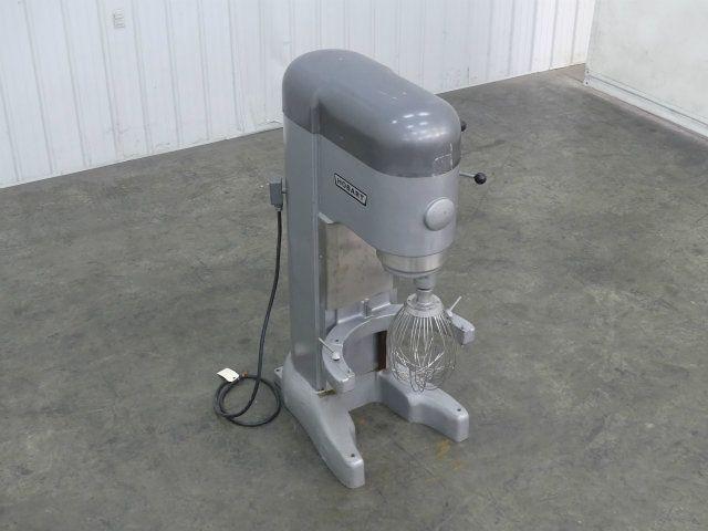 Used M-802 Hobart M802 80 Quart 4 Sd Planetary Mixer on