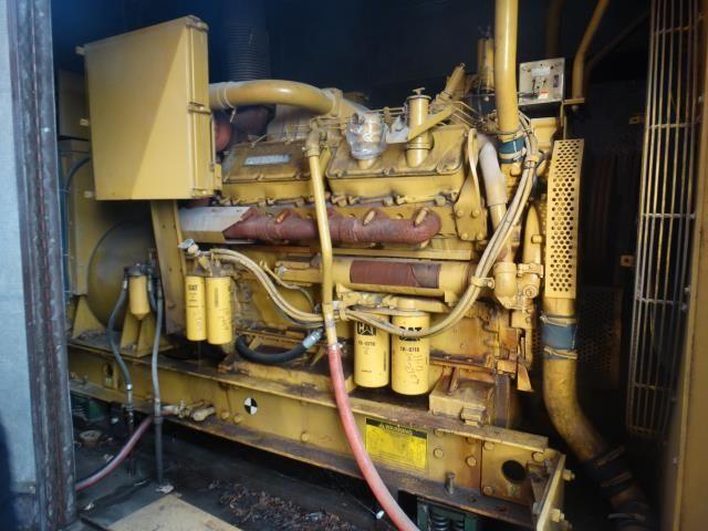 Caterpillar 341275KVA Class F 600 KW Generator