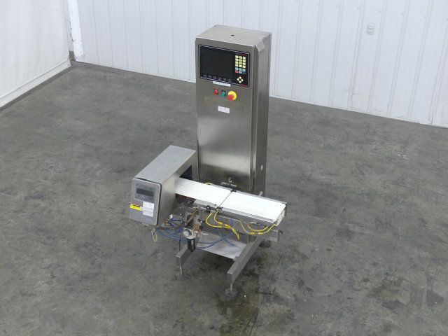 Thermo Goring Kerr Metal Detector Checkweigher