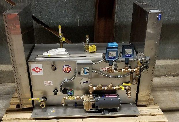 Used LB-150 ElectroSteam LB 150 Electric Steam Generator