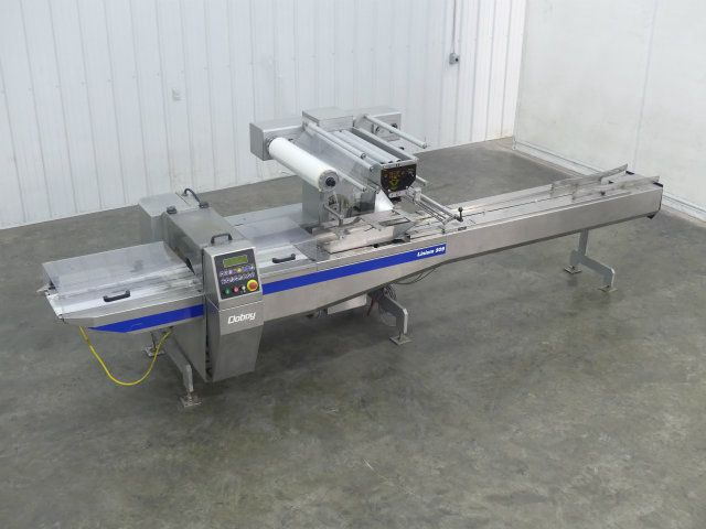 Doboy Linium 305 Horizontal Shrink Flow Wrapper