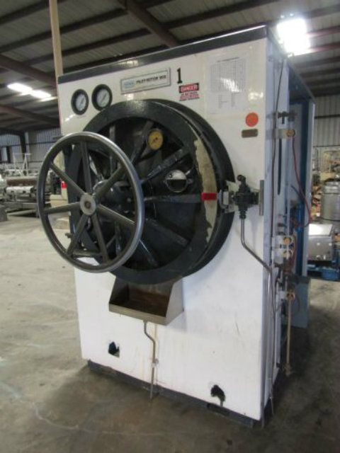 Stock Pilot Rotor 900 Agitated Retort