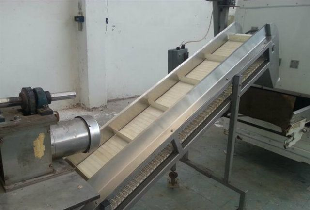Used American Extrusion Snack Food Extrusion Line