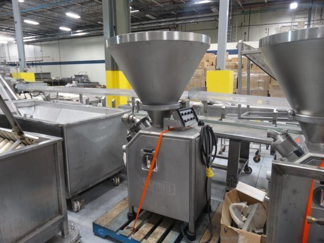 Vemag Robot 500 Stainless Steel Extruder Filler